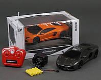 Машина р/у Lamborghini Aventador LP 700-4, аккум. батарея. Машинка на пульте управления (радиоуправление)
