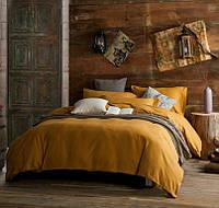 Красивое однотонное постельное бельё Valtery MO-34 CB18