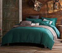 Красивое однотонное постельное бельё Valtery MO-37 CB18