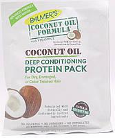 ОПОЛАСКИВАТЕЛЬ PALMERS DEEP для волос с протеином, кокосовым маслом и витамином Е, 60г