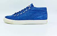 Кроссовки кеды Nike замша цвет синий