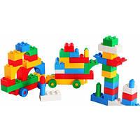 Конструктор Magic Blocks 60 элемента (от 3 лет) Тигрес 39078