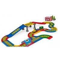 Железная дорога Kid Cars 4,1 м Wader 51711