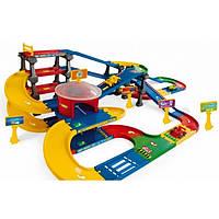 Kid Cars 3D детский паркинг с трассой 9,1 м Wader 53070