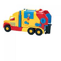 """Игрушечный мусоровоз """"Super Truck"""" Wader 36580"""
