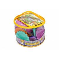 Набор игрушечной посуды Ромашка в сумке, 28 элементов 39129