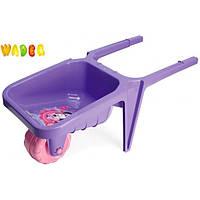 """Детская тележка для песка """"Минни/Принцессы Disney"""" Wader 77480"""