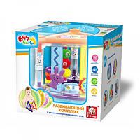"""Игрушка развивающая для малышей  """"Развивающий комплекс"""" EQ80388R"""