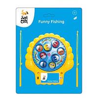 Детский игровой набор «Веселая рыбалка» Just Cool 20226