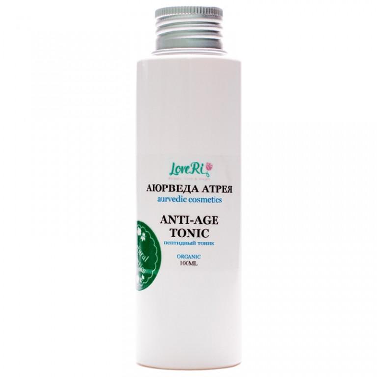 Антивозростной тоник (Anti age tonic). 100мл. Лавери