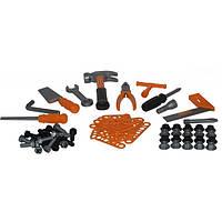 Набор инструментов №4 (72 элем. в пакете) POLESIE 47182
