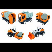 Строительные машины Tech Truck Wader 35360