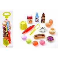 """Набор продуктов """"Вкусный десерт"""" в сетке Ecoiffier 000952"""