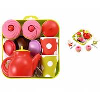 Набор посуды с пирожным 12 ел. Ecoiffier 000960