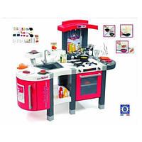 Интерактивная кухня Tefal Super Chef со звук. эффектом, аксес., 115х41х97 см, 3+  SMOBY TOYS 311300