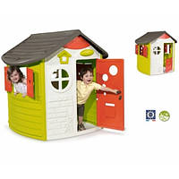 Дом лесника со ставнями и ключом  SMOBY TOYS  310263