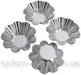 Набор 4 формы Empire для тарталеток (корзинки) Ø65х21мм