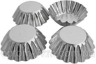 Набор 4 формы Empire для тарталеток (корзинки) Ø65х20мм