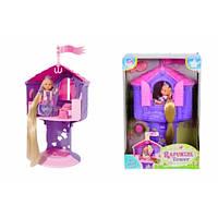 """Кукольный набор Эви """"Рапунцель в башне"""" с длинными волосами, высота башни 32 см, 3+  SIMBA TOYS 5731268"""