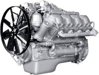 10. Двигатель МАЗ
