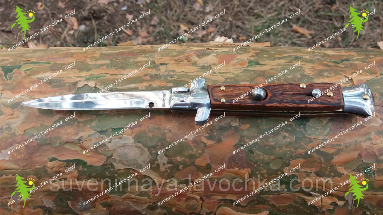 Нож выкидной Стилет 012 ABS