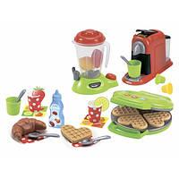 """Набор кухонной техники """"Chef"""" с посудой и продуктами Еcoiffier 002624"""