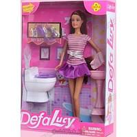 """Кукла Defa с аксессуарами """"В ванной комнате"""" 8200"""