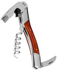 Нож-штопор барный Empire Corkscrew 2-х ступенчатый (штопор сомелье) 12.5см