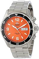 Мужские механические часы Orient MAKO FEM65001MW Diver Ориент дайверские японские часы