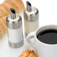 Набор емкостей для сахара и сливок, 2 предмета
