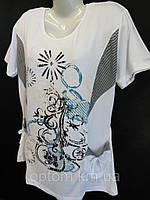 Оптовая продажа женских футболок на лето.