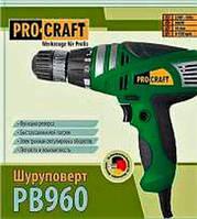 Шуруповерт сетевой PROCRAFT PB-960, фото 1