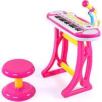 Синтезатор-пианино 3132C со стульчиком
