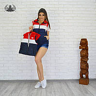 Жилетка женская Адидас №  2115 рус.
