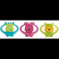 Погремушка-зубогрызка эластичная Canpol babies 2/604