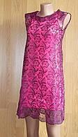 Платье +Туника из гипюра, фото 1