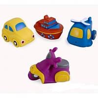 Игрушка для купания «Авто» 4 шт. Canpol babies 2/996