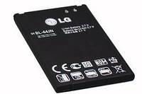 Аккумулятор для LG Gelato Q (1 год гарантии), аккумуляторная батарея (АКБ GRAND Premium LG BL-44JN)
