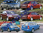 Защита двигателя Chevrolet Lacetti SDN / Kombi (J200) [2002-2013] перед. прав., фото 2