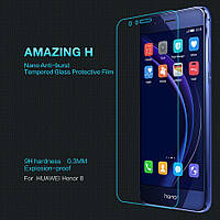 Nillkin HUAWEI Honor 8 Amazing  Nanometer Anti-Explosion Tempered Glass Screen Protector Защитное Стекло