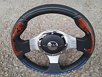 Руль №9035 с переходником на ВАЗ 2105, фото 1
