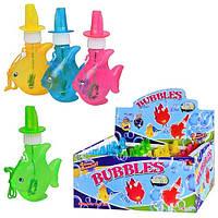 """Мыльные пузыри M 0882 U/R """"Bubbles"""", 24 шт. в упаковке (Y)"""