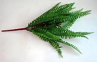 Искусственные растения Папоротник садовый из 7 веток.