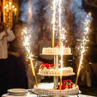 Украшаем праздничный торт фейерверком эмоций!