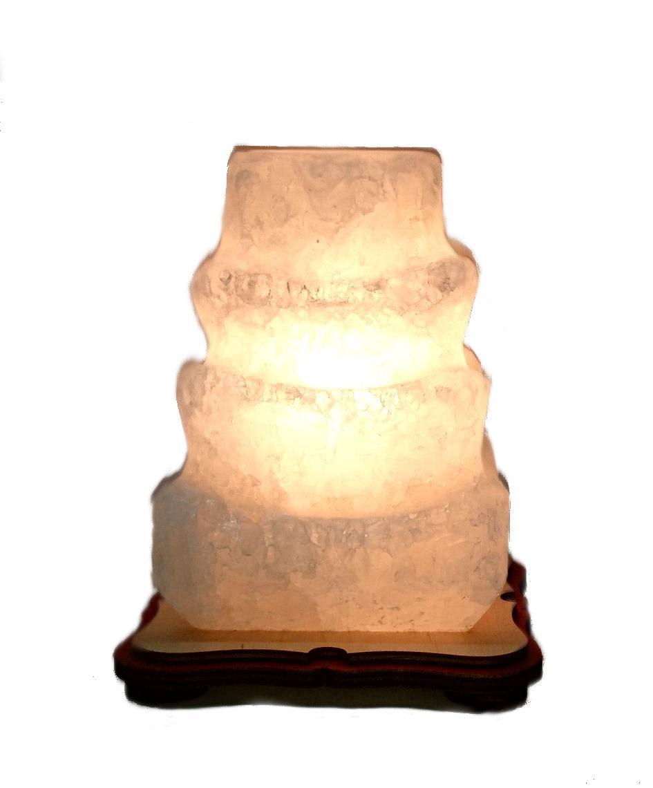 Соляной светильник Пагода маленькая