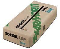 Кнауф Sockel LUP Быстротвердеющая известково-цементная легкая цокольная штукатурка 30 кг