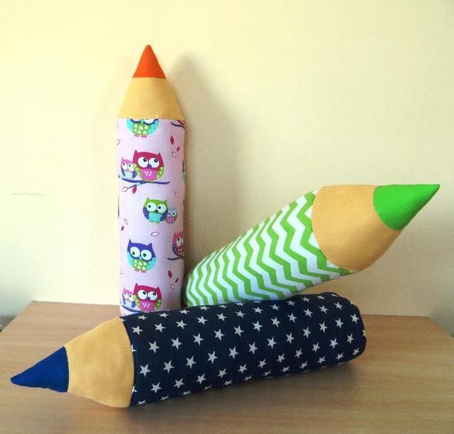 Подушка-карандаш