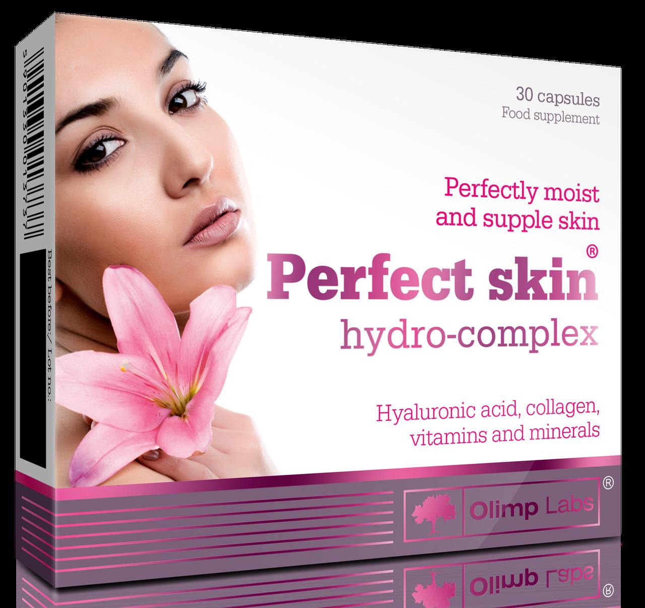 Olimp Perfect skin hydro-complex 30 caps
