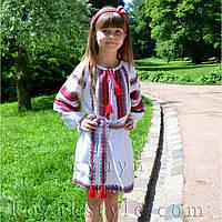 """Українське плаття """"Орнамент"""""""