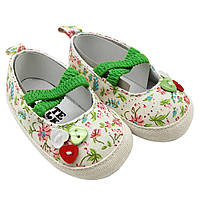 Туфельки-пинетки для девочки 12 см.